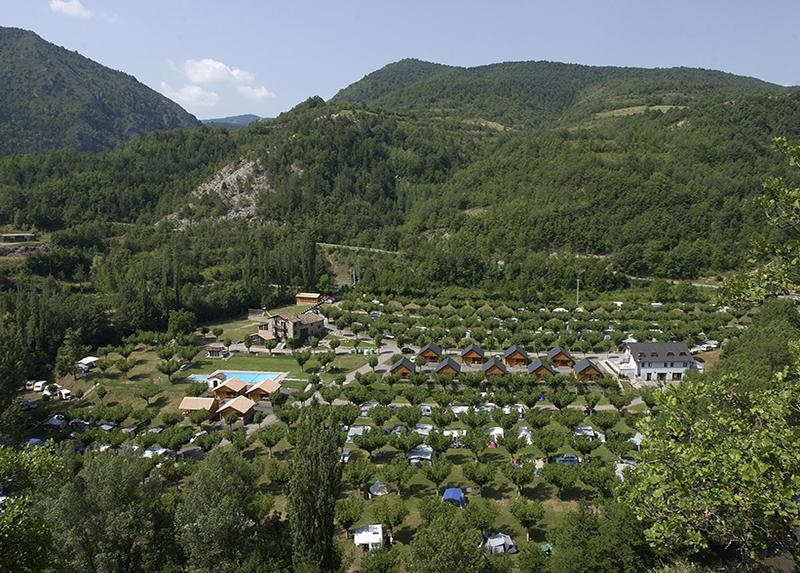 Camping Baliera-Vue Aerienne
