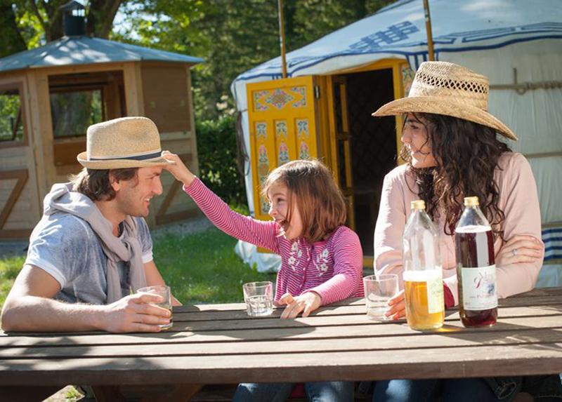 Camping La Sorguette-Famille