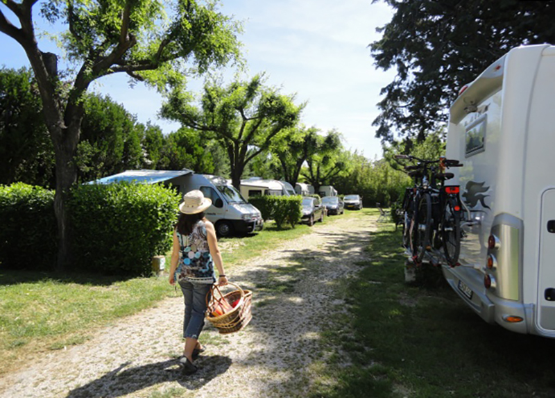 Camping Pegomas-Camping Familiale St Remy de provence