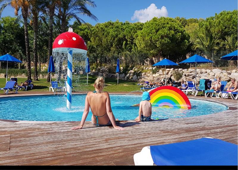 Camping Vilanova Park-Camping Famille