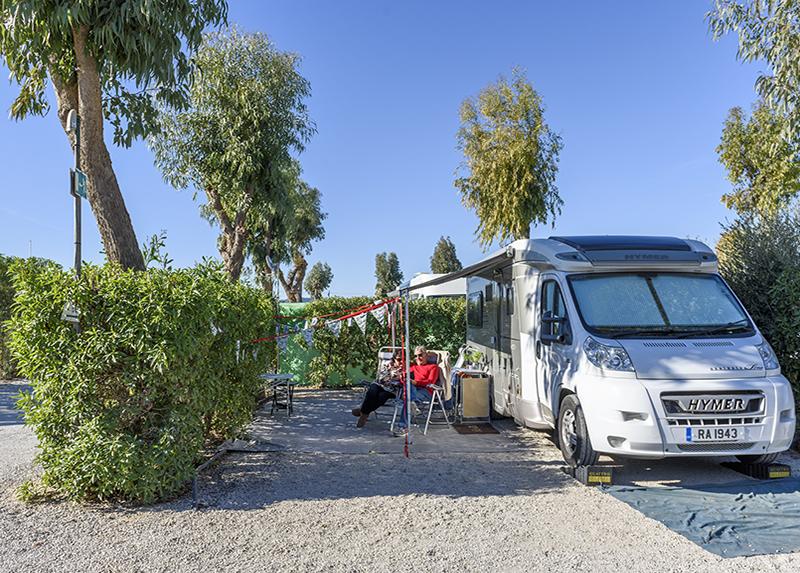 Camping Caravaning La Manga camping-car