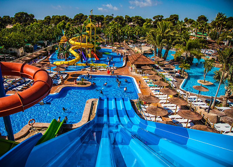 La Marina Camping & Resort-Parc Aquatique