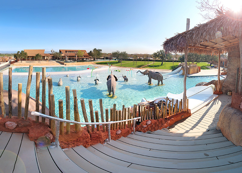 Camping  Resort Sangul Salou  Tarragone  Espagne  Yes I Camp