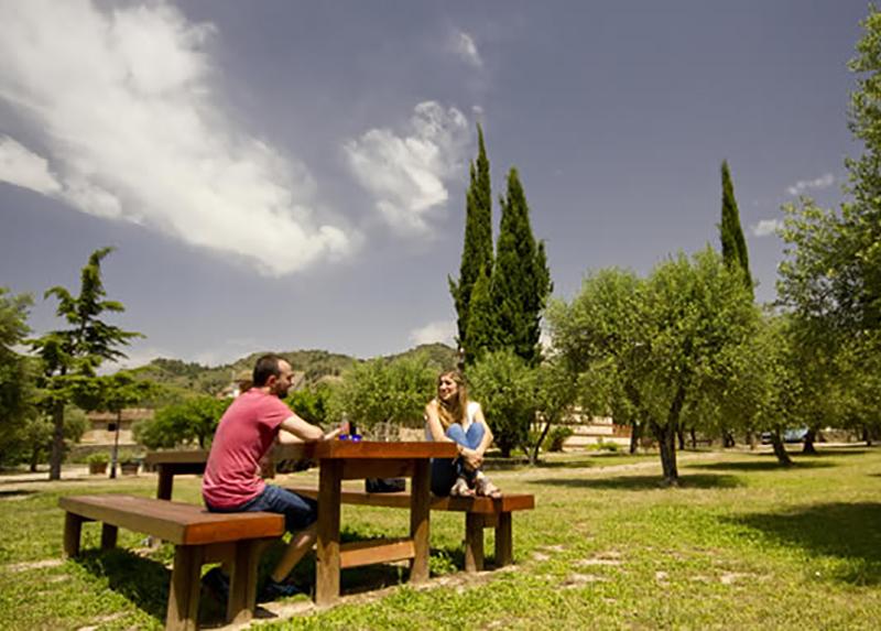 Camping Poboleda Espagne-Camping Nature Calme