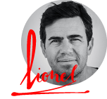 Lionel de YesICamp - Karakter Blogueur