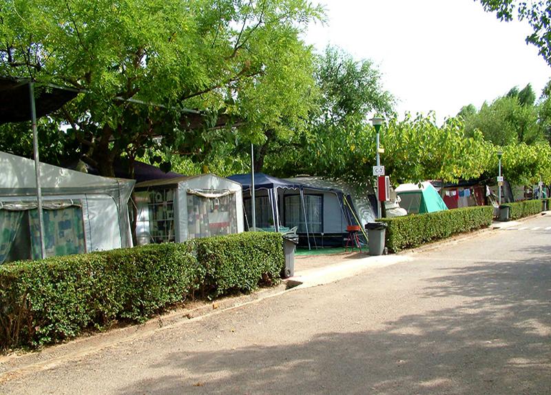 Camping EL Cid Standplaatsen