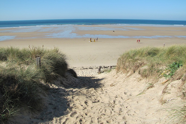 Camping Le Ranch-Acces Plage