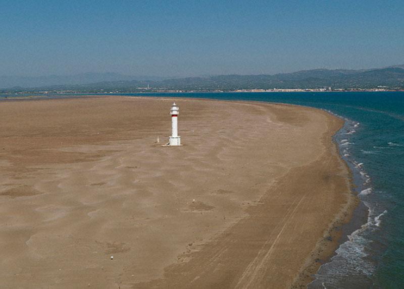Ampolla Playa - Grande Plage
