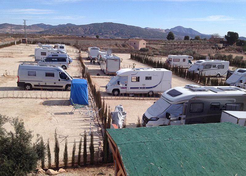 Camping El Tranquilo
