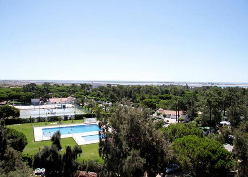Camping Olhao Portugal - Uitzicht vanaf de Sky Camping