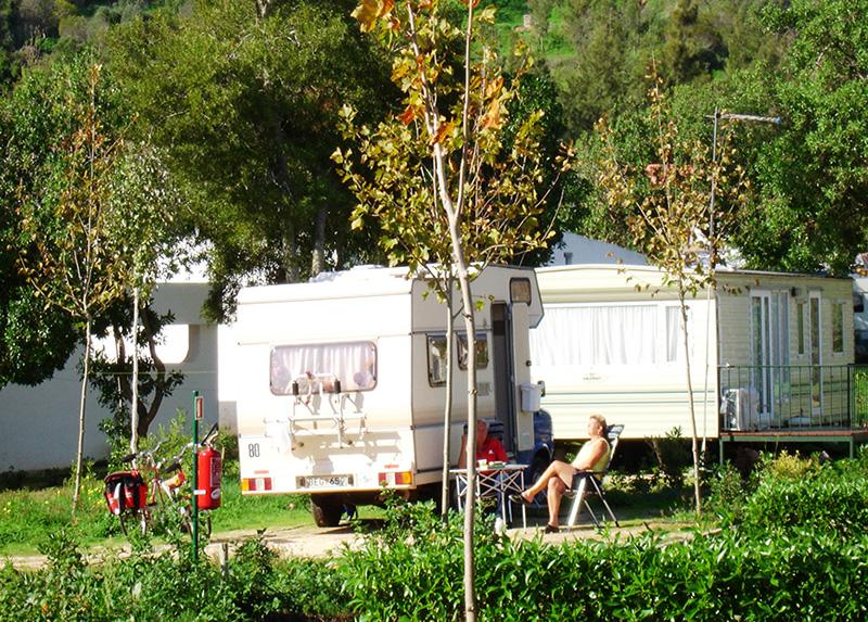 Orbitur Camping Valverde Emplacement