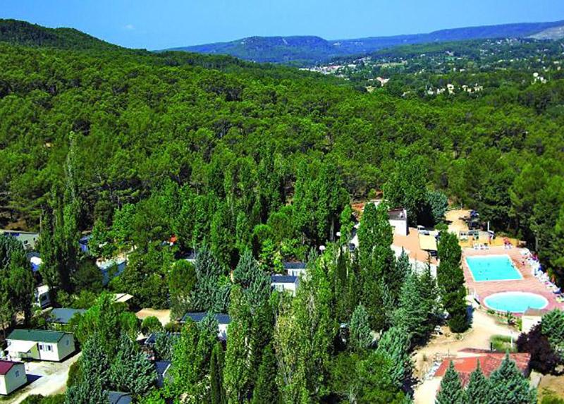 Camping Les Cadenieres-Camping Var