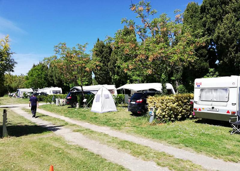 Camping Parc de la Bastide-Camping Nature