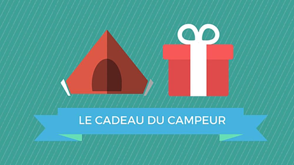 Yesicamp Cadeau Campeur
