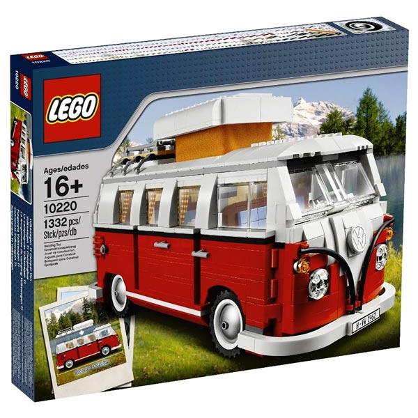Cadeaux Campeurs-Lego Van